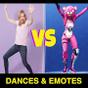 Battle Royale Dances and Emotes. 1.01