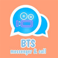 Ikon apk BTS Video Call & Messenger - Chat With BTS Idols