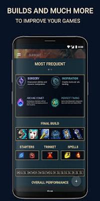 oficjalne zdjęcia kupować nowe niska cena LoL Builds - Champion GG for League of Legends Android ...