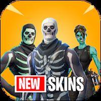 Icône apk Skins gratuits  Battle Royale nouveau Skins FBR