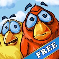 Ikon Birds On A Wire: Free Match 3