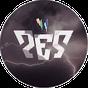 Thunder black - black ball guide for pes  APK
