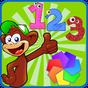 Bambini: Colori, Numeri, Forme, Animali, Veicoli 1.5