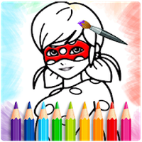 Ladybug Coloring Book for kids App Android - Kostenloser Download ...
