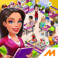 Coffee Shop: Cafe Business Sim Simgesi