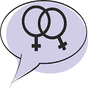 Lesbian Dating: Only women - Lesbian Chat Dating  APK