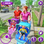 Virtual Mother New Baby Twins Family Simulator 2.0.6