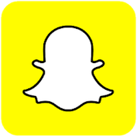 Icône de Snapchat