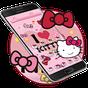 Kitty Princess Pink Butterfly theme 1.1.1