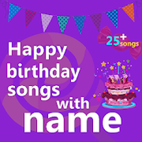 Happy Birthday songs with Name offline Android - Free