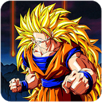 Ícone do Super Goku Fighting 1 Street Hero Fighting Revenge