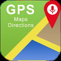 GPS Directions Finder: Kaarten Verkeer en Reizen icon