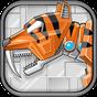 Toy Robot Rampage Smilodon War 2