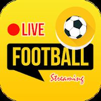 Live Football Tv Streaming Simgesi