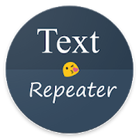 Icône de Text Repeater