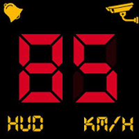 Digital Speedometer - GPS Odometer app offline HUD icon