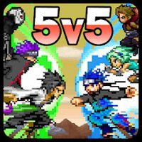 Ikon apk League of Ninja: Pertempuran Moba