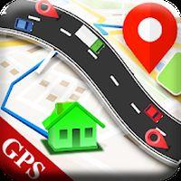 APK-иконка GPS навигатор без интернета через спутник для леса