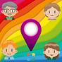 Localizzatore di famiglia GPS - Inseguitore - Chat 176