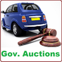 Government  Vehicle Auction  Listings - All States 1.0