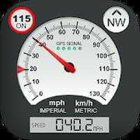 Speedometer s54 (Speed Limit Alert System) icon