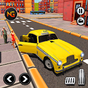 City Taxi Driving Simulator: Yellow Cab Parking 0.5