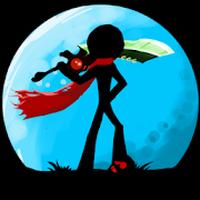 ไอคอนของ Stickman Shost: Ninja Warrior Action Offline Game
