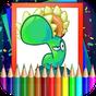 Livre de coloriage Plantes vs Zombies 1.17-pro