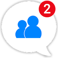 Icône de Messenger Pro Lite for Messages,Text & Video Chat