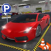 Çok katlı spor araba park simülatörü 2019 Simgesi