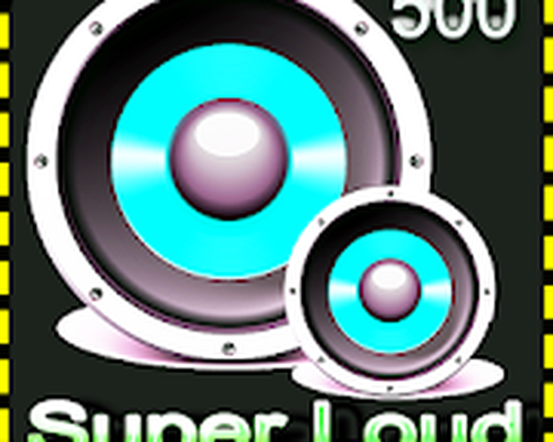 500 high volume booster super loud (sound booster) Android