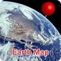 Icône apk Live Earth Map 2018: Navigation dans le monde