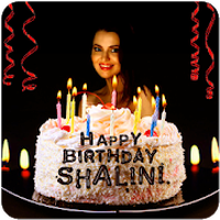 Birthday Cake With Name And Photo On Cake Android Free