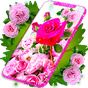 3D Pink Roses Parallax Live Wallpapers 5.4.0