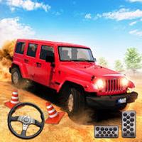 Yol cip park simülatörü Kapalı araba sürüş oyunlar Simgesi