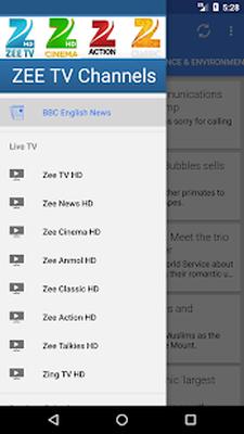 ZEE TV Channels Android - Free Download ZEE TV Channels App - A
