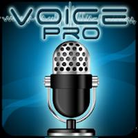Voice PRO - HQ Audio Editor icon