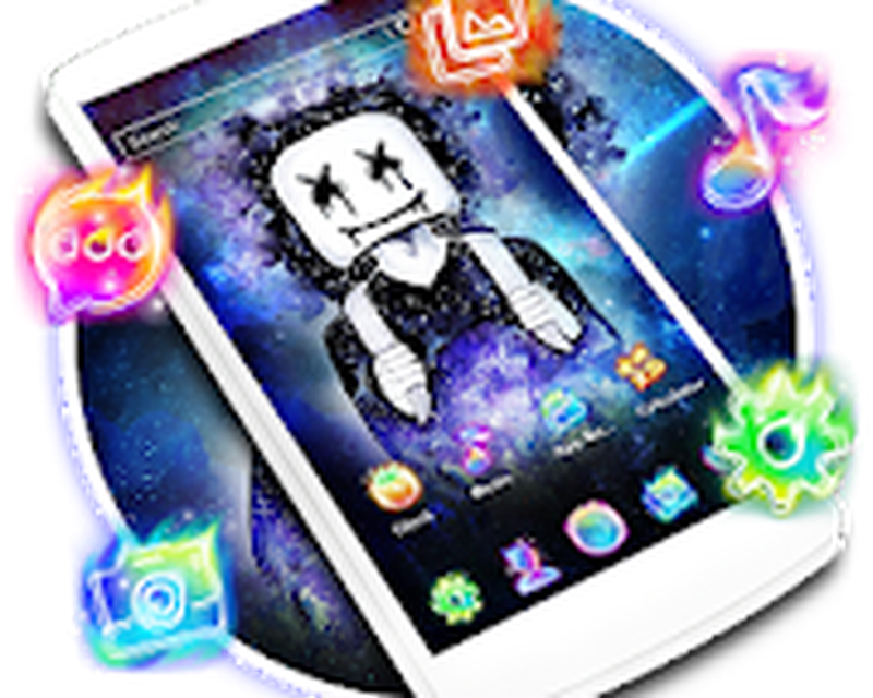 Dj Neon Galaxy Launcher Theme Live Hd Wallpapers 10 Android