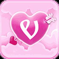 Ícone do Dia dos Namorados Papel Parede
