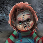 Scary Doll Themed Launcher - Icons and Themes Pack 2.0.8-theme-splatter