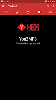 You2MP3 - YouTube to MP3 background music player Android