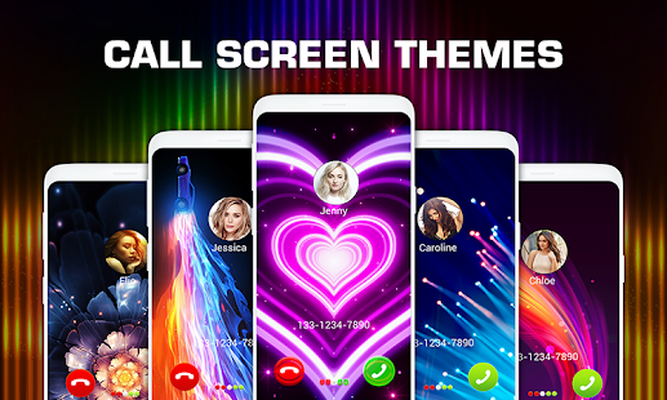 Color Call: Color Phone Call Screen, LED Flash Android