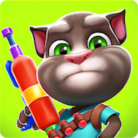 Talking Tom Camp 아이콘