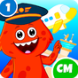My Monster Town - Airport Games for Kids 1.2