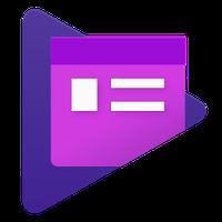 Icono de Google Play Kiosco