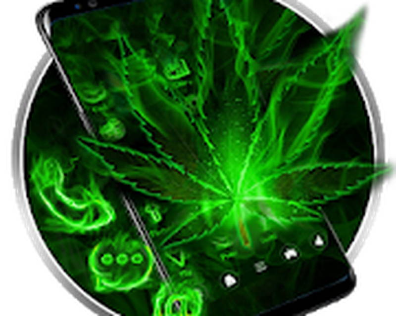 Fire Weed Rasta Themes Hd Wallpapers 3d Icons Android Free