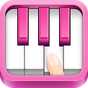 Real Pink Piano - Piano Simulator for Kids 1.3