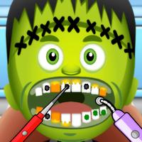 Ikona apk Halloween Dentist