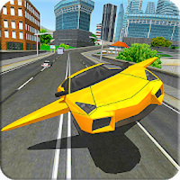 Real Flying Car Simulator Driver icon