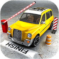 Foxi Mini Car Parking 2019 : Car Driving Test icon